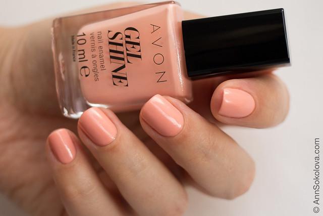 02 Avon 63071 Dazzle Pink Рожеве сяйво Ann Sokolova swatches