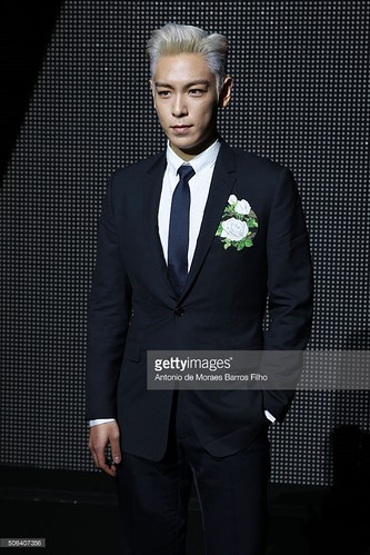 TOP - Dior Homme Fashion Show - 23jan2016 - gettyimages - 04