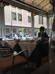 first lunch in Rome