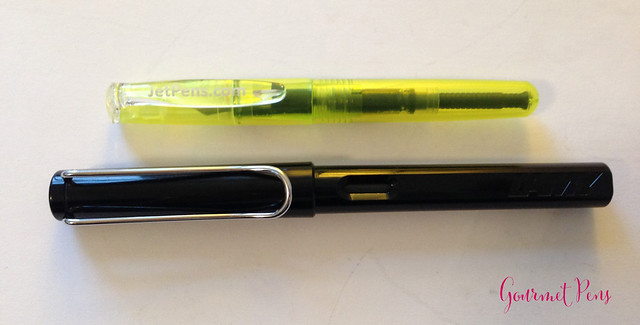 Review @JetPens Chibi Mini Fountain Pen (3)