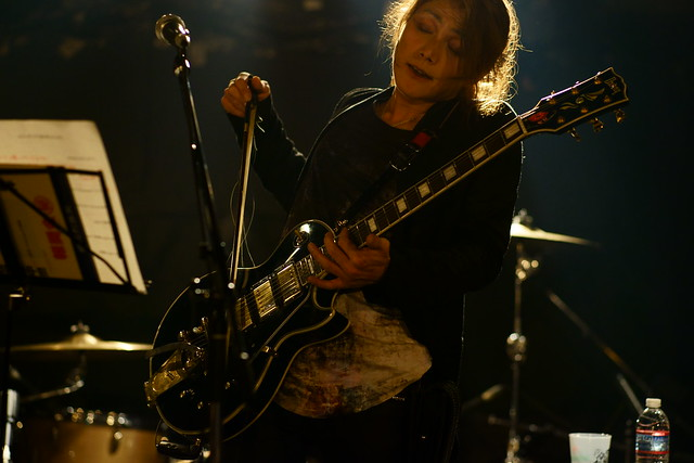 時代という名の踏絵 solo live at Outbreak, Tokyo, 20 Apr 2015. 117