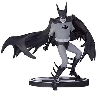 DC Collectibles – 【BATMAN × Tony Millionaire】經典黑白蝙蝠俠雕像系列