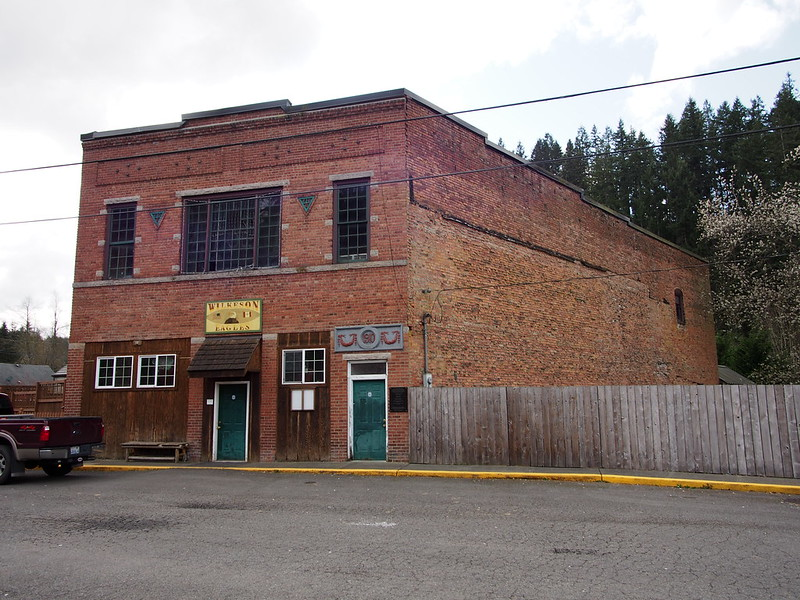 Wilkeson Eagles Building