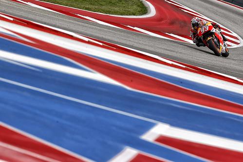 Márquez GP Austin MotoGP 2015