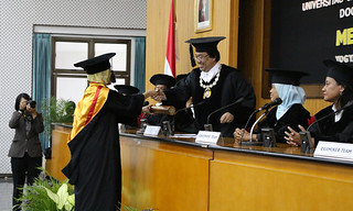Doing Research on Religious Pluralism, Mega Hidayati Earns Ph.D. Degree