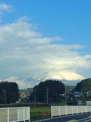 Mt.Fuji 富士山 4/15/2015