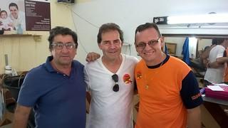 Reunião com lideranças do Solidariedade de Cruzeiro (SP)
