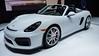 Visión Automotriz Salón del Automóvil de Nueva York 2015 Porsche Boxster Spyder 2015 presentación mundial 27