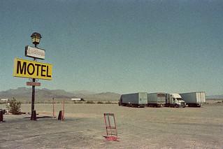 motel. ludlow, ca. 2014.
