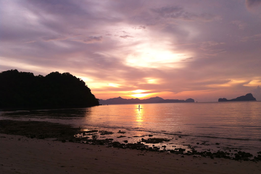 Sunset-in-El-Nido