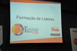 2º dia do 1º Ciclo de Cursos de Formação Política da Fundação 1º de Maio