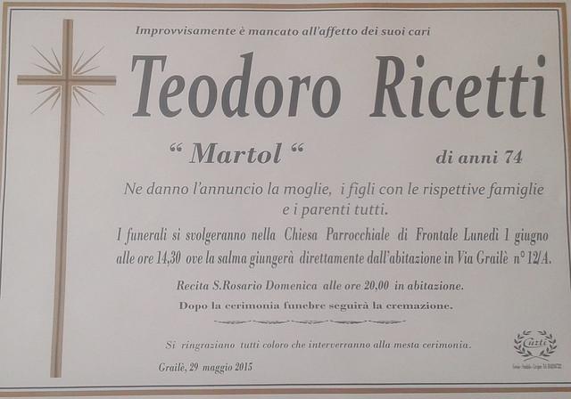 Ricetti Teodoro
