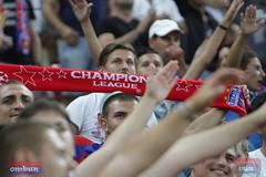 Steaua-Sparta Praga, atmosfera