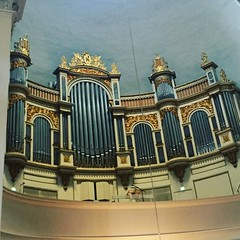 That's a big #organ #helsinki
