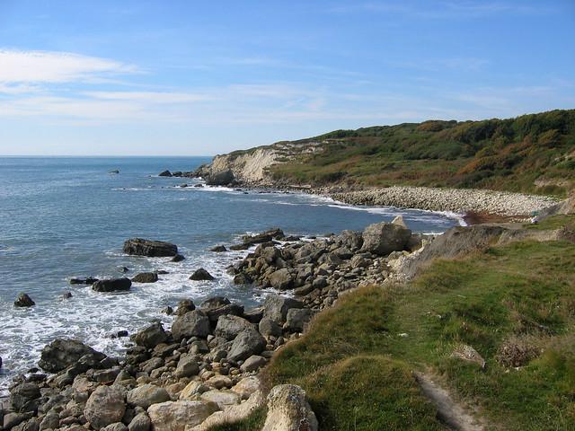 Watershoot Bay, Isle of Wight