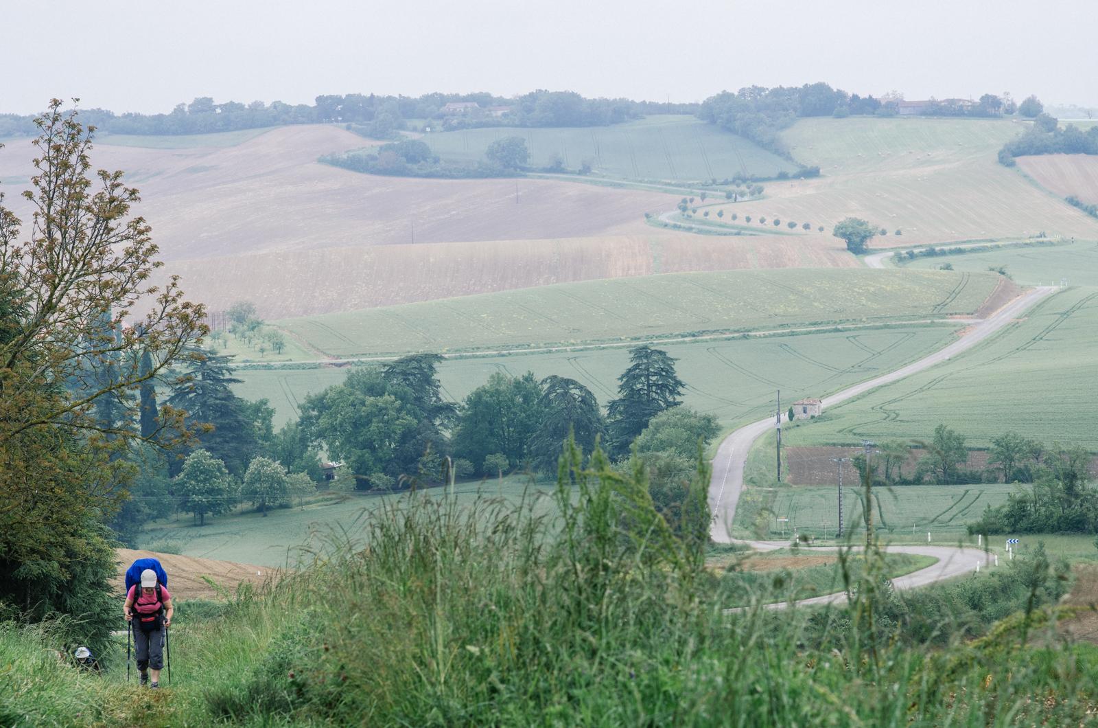 3 étapes sur le chemin de Compostelle - Carnet de voyage en France