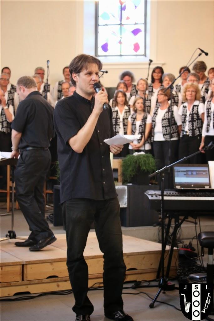 6. Juli - Gemeinschaftskonzert mit Gospelchor Langnau