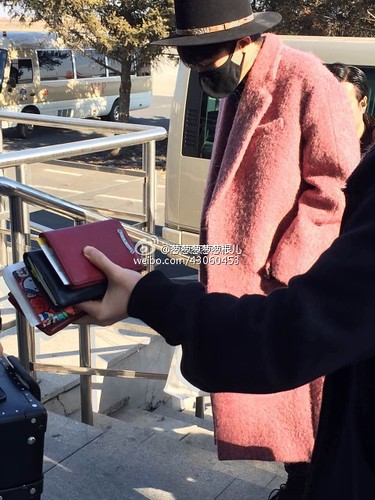 Big Bang - Harbin Airport - 21mar2015 - 葱葱葱葱葱根儿 - 08