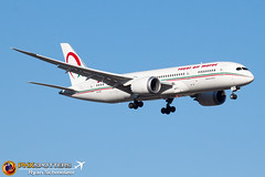 Royal Air Maroc 787-8 CN-RGB