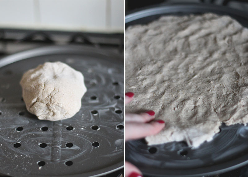 How to roll a pizza round, Bumpkin Betty
