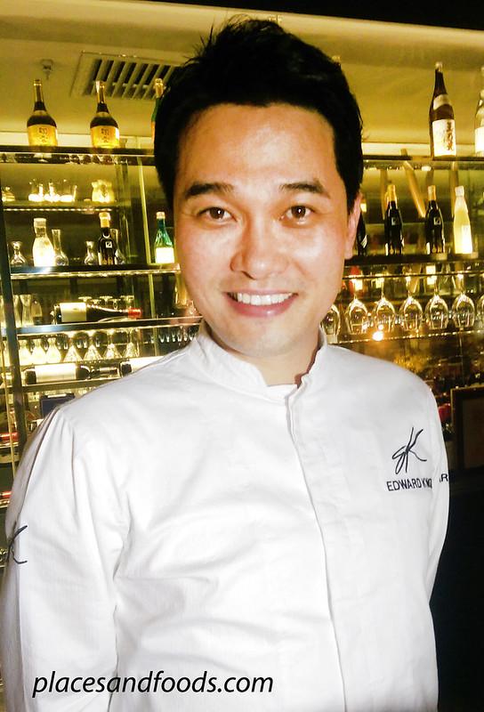 chef edward kwon