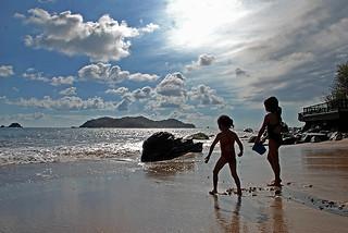 En la Playa II