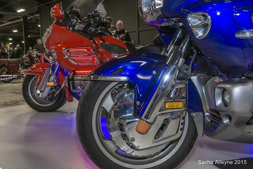 Manchester Bike Show 2015 - Honda Goldwing Trike
