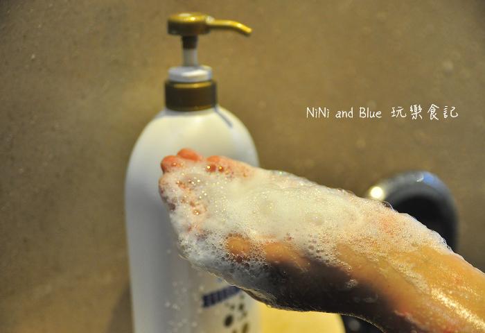 海貝爾香水香浴乳10