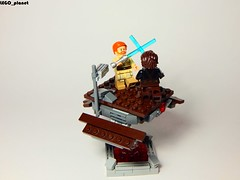 Battle of Mustafar.