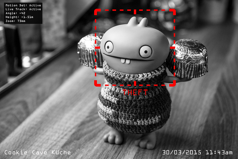 Uglyworld #2624 - The Last Sighting - (Project On My Tods - Image 89-365)