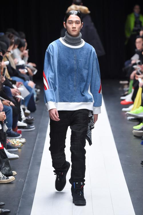 FW15 Tokyo FACETASM006(Fashion Press)