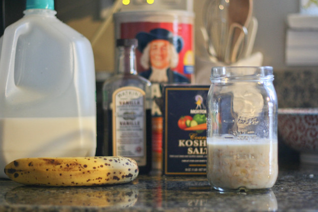 adventures in overnight oats | yourwishcake.com