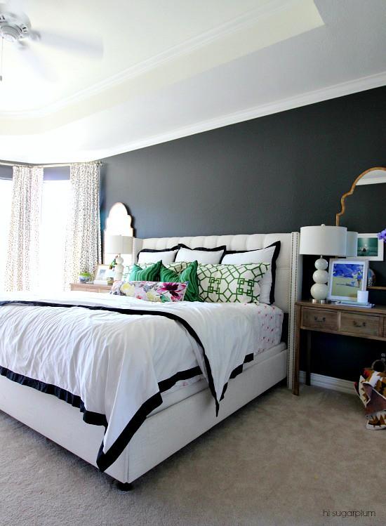 Good Hi Sugarplum One Room Challenge Master Bedroom