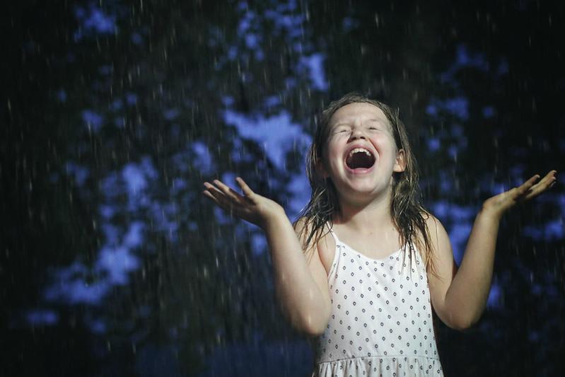 Lulu in the Rain