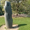 Monolith-Empyrean & Magnolia-Tree #bigartmob Barbara Hepworth (1953)