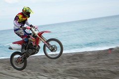 Motocross Rider Letojanni