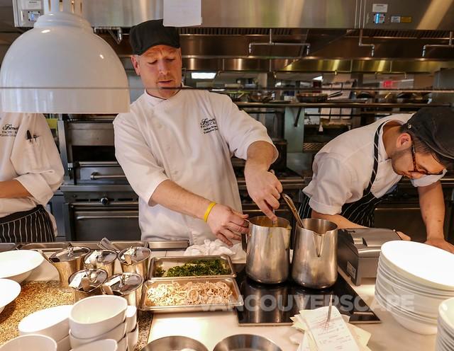 ORU Executive Chef Nathan Brown