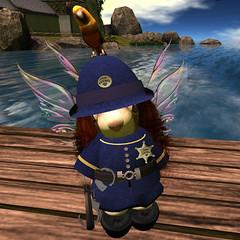 Sheriff Cassie Eldermar