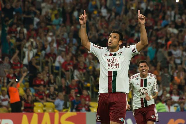 Fluminense x Flamengo - 31/05/2015