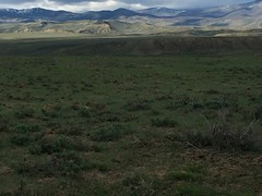 Sagebrush steppe north of Kremmling, Colorado