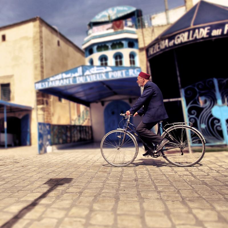 bike in Bizerte