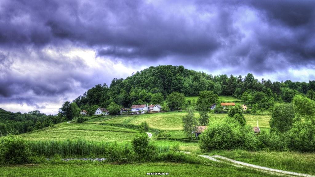 Landscapes of my Kordun