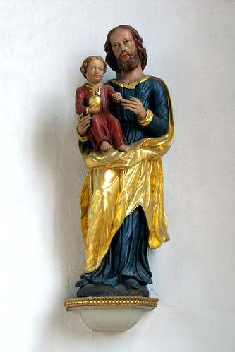 St. Ägidius, Wolfmannshausen, St. Josef