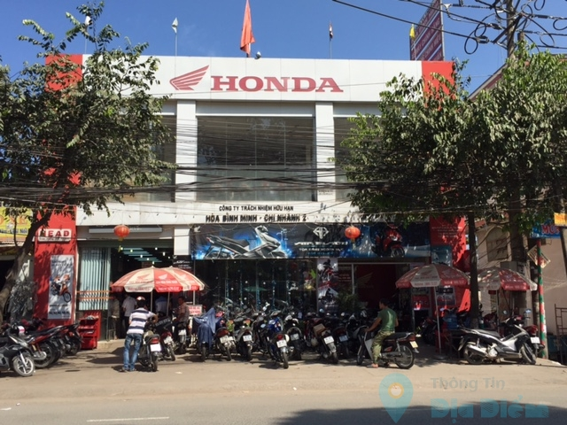 Head Honda Hòa Bình Minh 2