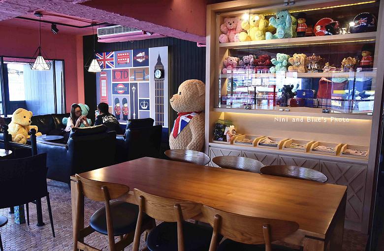 台中泰迪熊主題餐廳咖啡館12