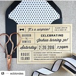 #Repost @ecblondes with @repostapp ・・・ Our Bourbon & Bowties 30th birthday is now up on the blog!! :tada: go check it out! [link in profile] :camera:: styled photo by @cheeruppress #eastcoastblondes #bourbonandbowties #whiskey #30thbirthday #partybloggers