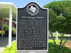 First Baptist Church of Mabank No. 8508