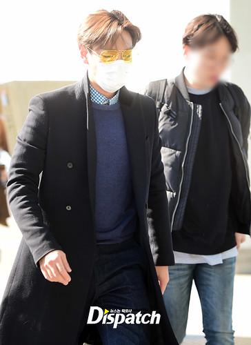 TOP - Incheon Airport - 13mar2015 - Dispatch - 04