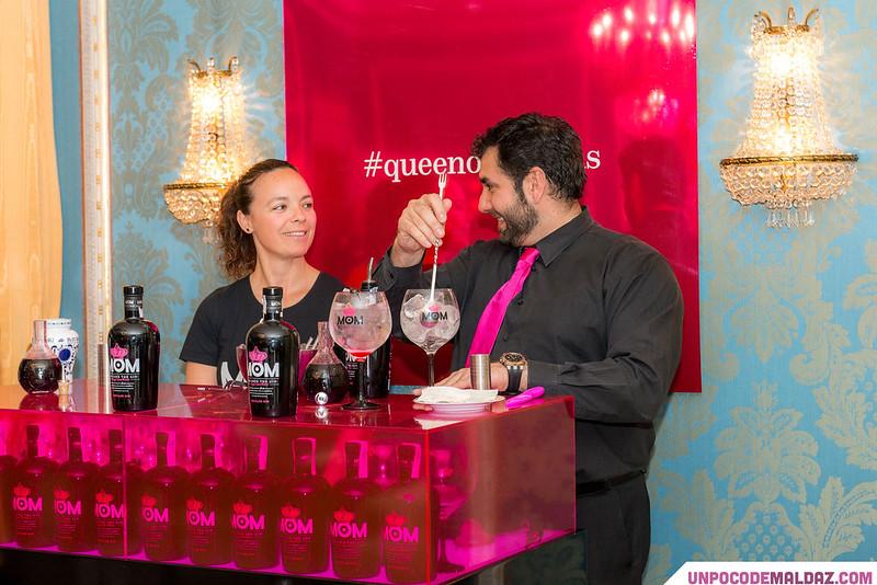 Presentación Gin Mom en Madrid