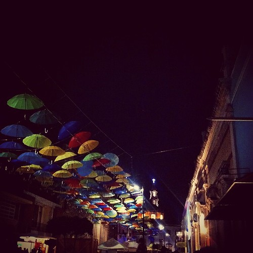 Ps faltaba yo con la de las sombrillitas... #FNSM2015 #Aguascalientes #Mexico